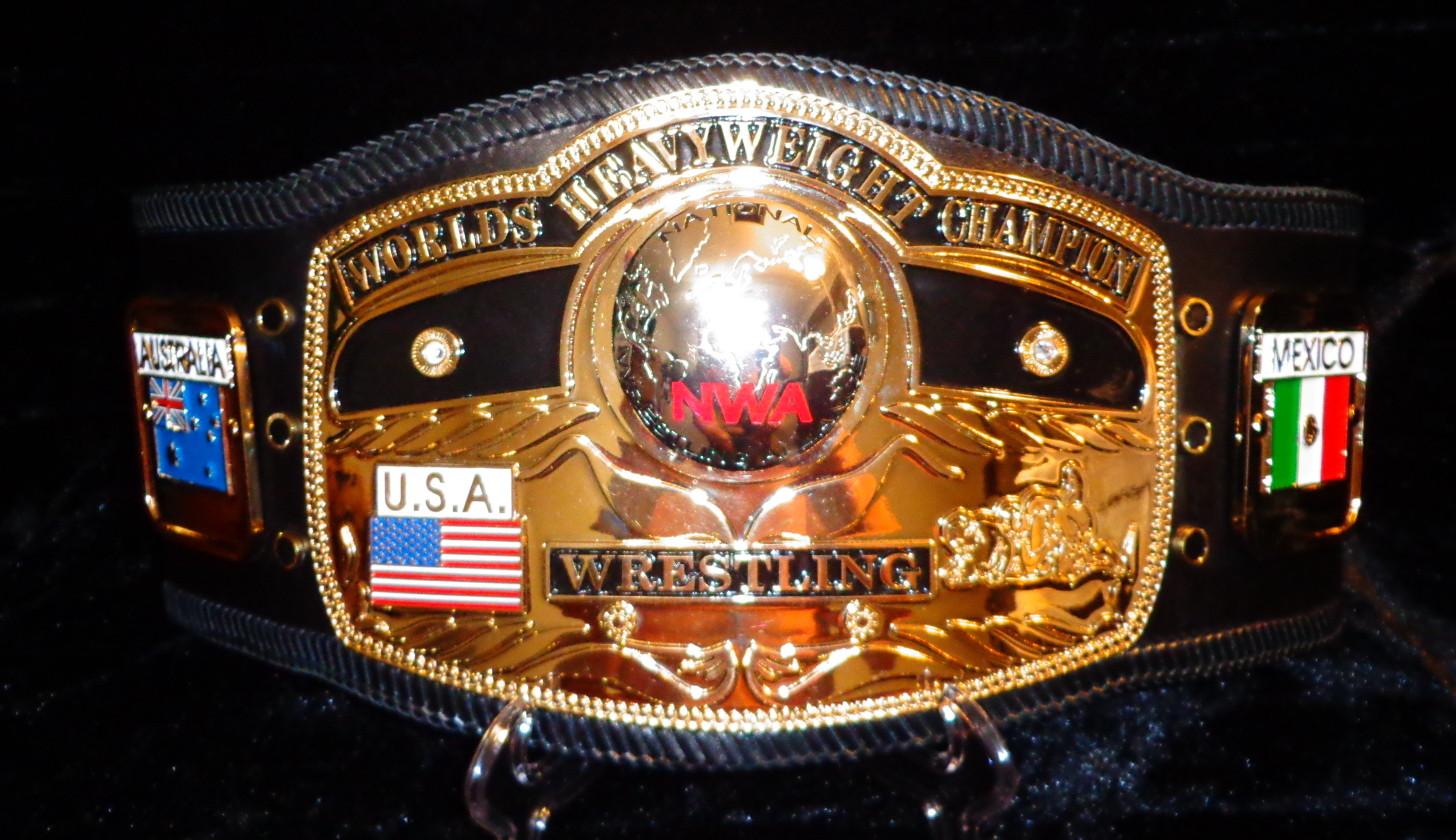 NWA WORLDS CHAMPIONSHIP