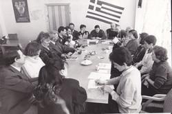 prwth sinandisi sth patrida 1995