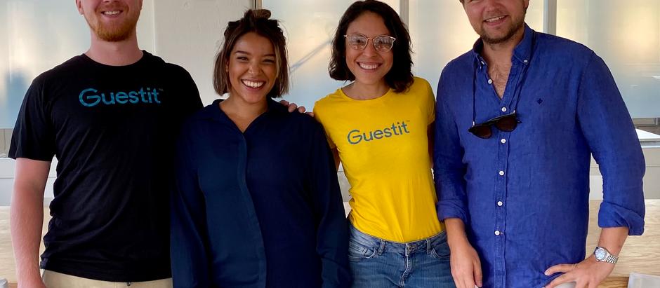 Omocom skriver avtal med Guestit, skandinaviens första Airbnb Professional Co-host!