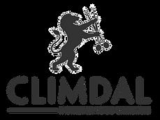 Climdal - logo principal (fond transpare
