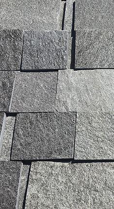 Гнайс - сиви каменни плочи