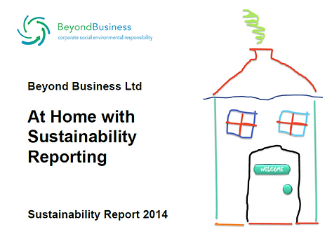 Beyond Business 2014 Sustainability Report