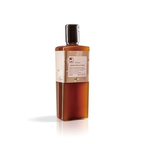 【薑心比心】 茉莉青橄欖洗髮精 360ml