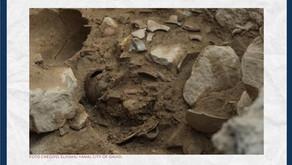 Primera evidencia del terremoto del libro de Amós