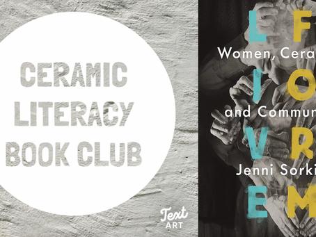 Ceramic Literacy Club : Live Form