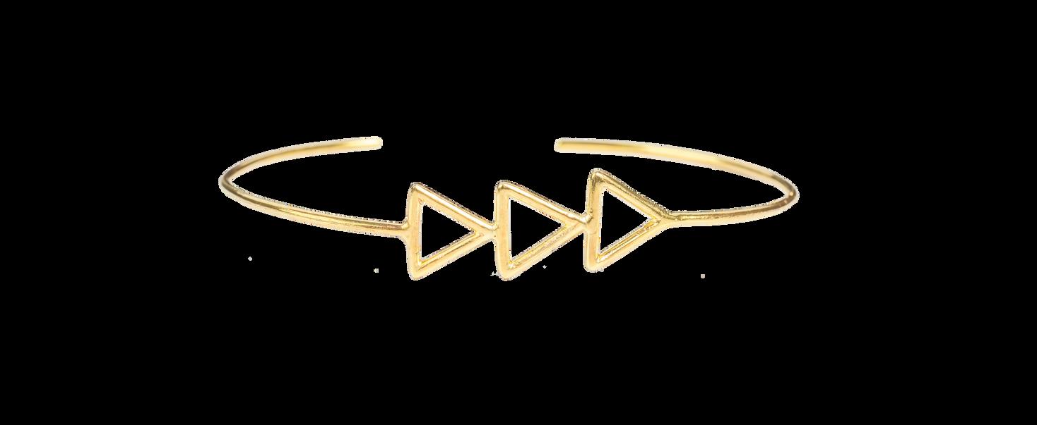 Triangle Pipe Cuff