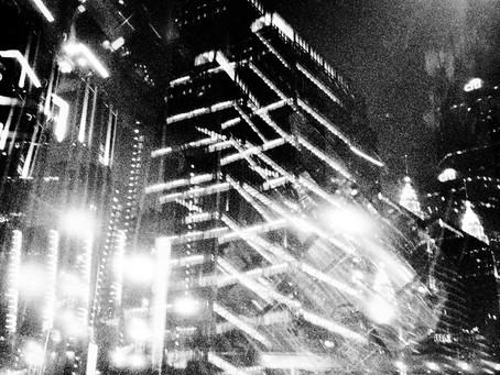 Shooting Street by Nadia J Mahfix