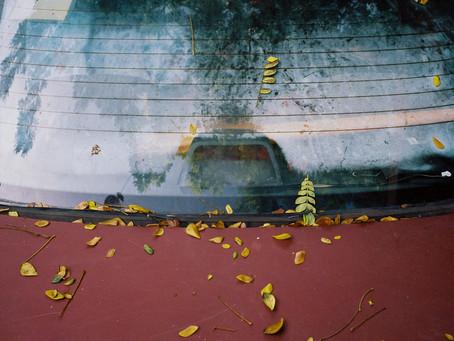 Nick Yoon - Abandoned car