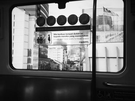 'Life As A Commuter' series 7/14 Munirah Rohaizan