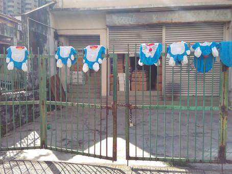 Doraemon gate by J C Lim