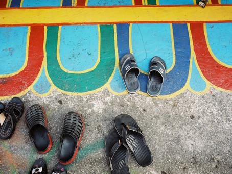 Nick Yoon - Devotees shoes