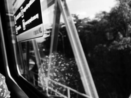 'Life As A Commuter' series 6/14 Munirah Rohaizan