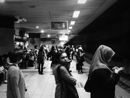 'Life As A Commuter' series 9/14 Munirah Rohaizan