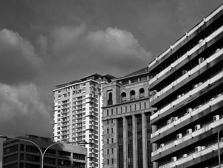 Monuments - #7 series by Munirah Rohaizan