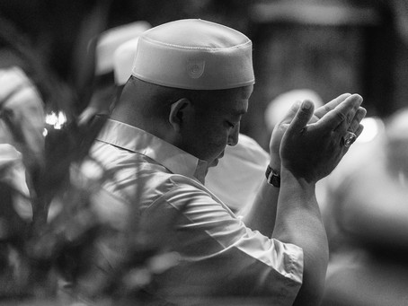 Ramadan Encounters, images by Azman Karib Ibrahim