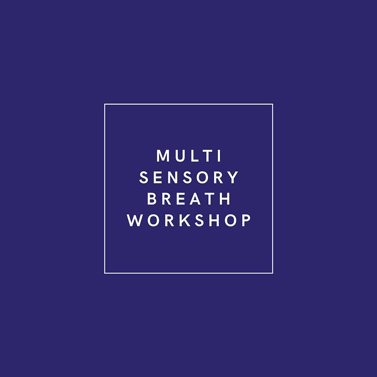 Multi Sensory Breath Workshop