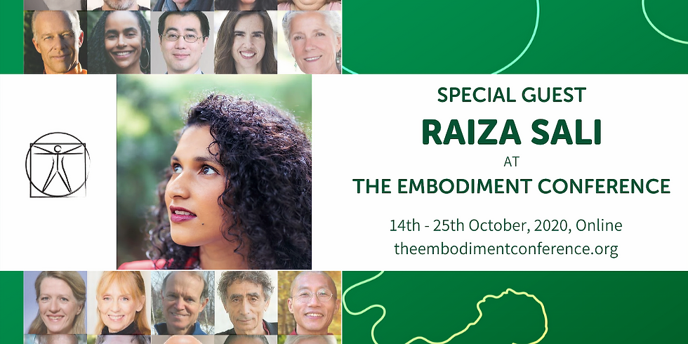The Embodiment Conference: Flow Room