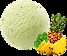 Sorbet-ananas.Pan-de-azucar-glacier