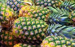 costa rica, ananas, Pandeazucar