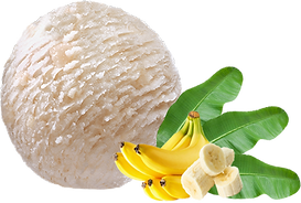 Sorbet-banane.Pan-de-azucar-glacier