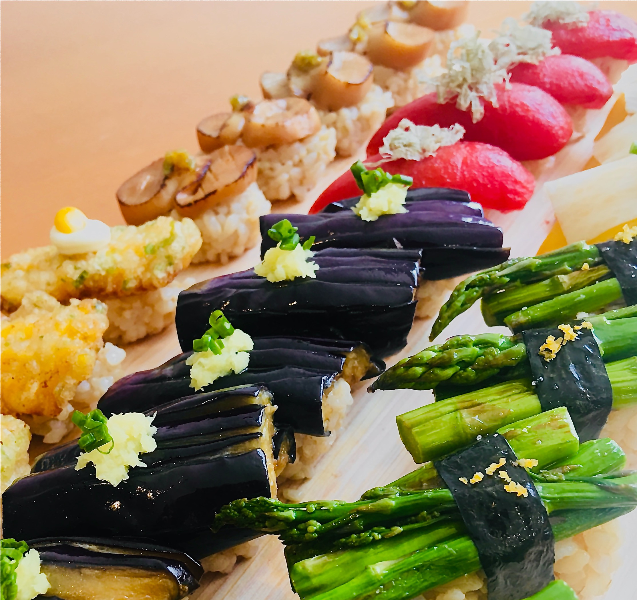 Plant Sushi Catering