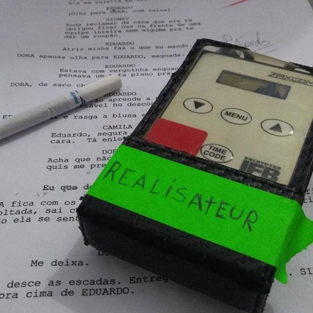 Vamos filmar #nosilenciofilme ! Direção
