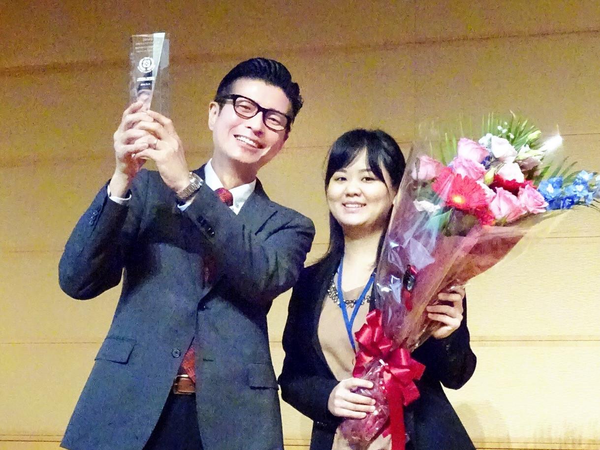 CRMベストプラクティス賞を受賞