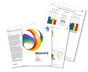 Insights®Discoveryプログラム‐診断ツールのイメージ