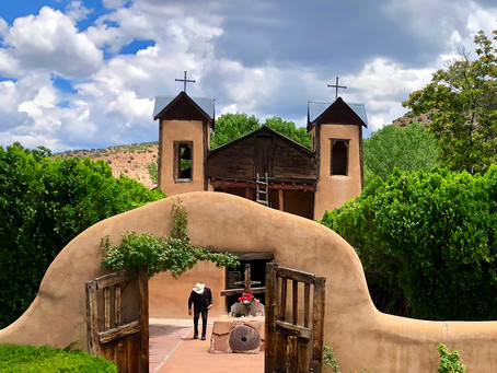10/25/2019: Spirituality of Northern New Mexico