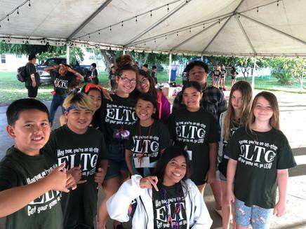 Windward District Student Council ELTC