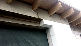 Dämmung Detail Traufe Dach