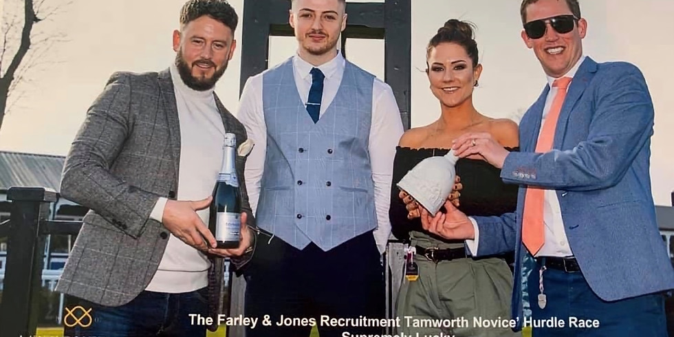 Farley & Jones Recruitment Tamworth Novices' Hurdle