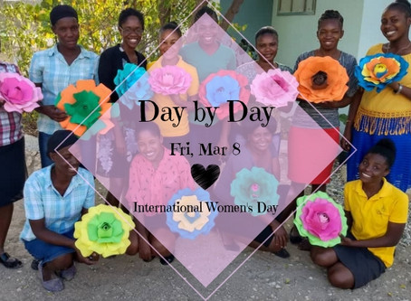 Day by Day: Fri, Mar 8