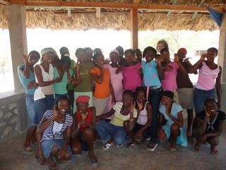 Girls Camp… Earings!