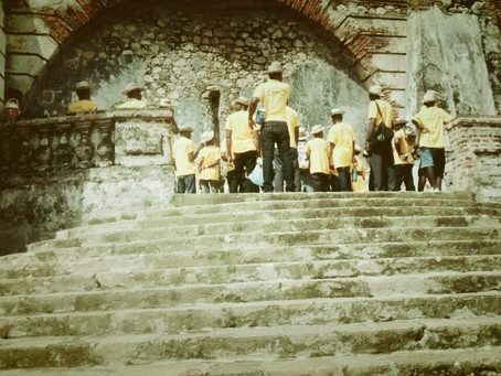 The School Goes to the Citadelle