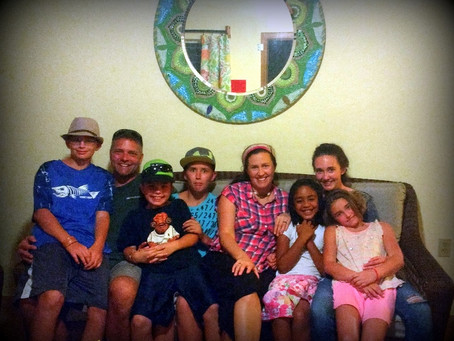 Foto Friday: The Brunsches Have Arrived!