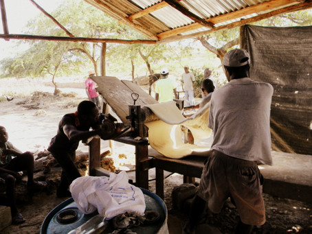 Foto Friday: Making Bread While the Sun Shines