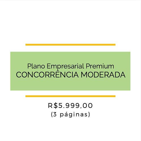 Plano Premium - Concorrência Moderada