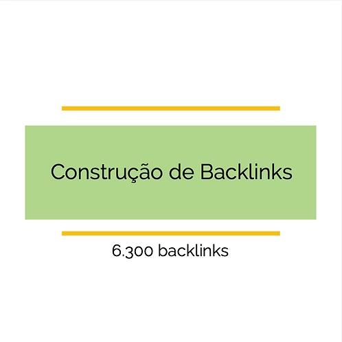 6.300 backlinks contextuais ultra SEO em camadas