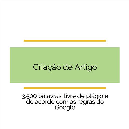 Artigo SEO - 3.500 Palavras