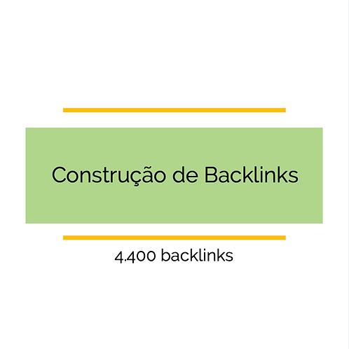 4400 backlinks contextuais ultra SEO em camadas