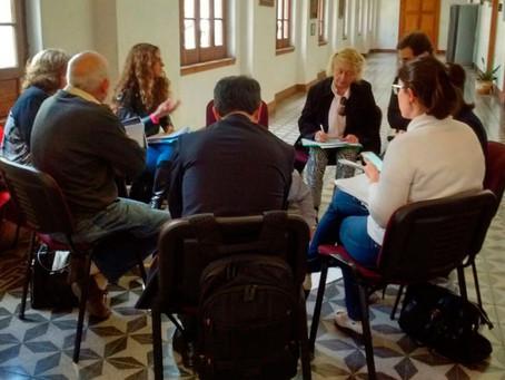 Encuentro de Planificación de Sociedad Civil en Red