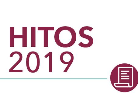 HITOS 2019 | Conocé los logros destacados de Sociedad Civil en Red durante 2019.
