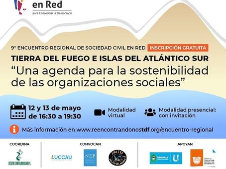 9° Encuentro Regional de Sociedad Civil en Red
