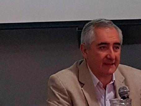 """PRESENTACIÓN DEL PROYECTO """"SOCIEDAD CIVIL EN RED"""", POR MARIO BURGOS, SECRETARIO EJECUTIVO"""