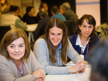 Realizamos el 7° Encuentro Regional de Sociedad Civil en Red en Bragado