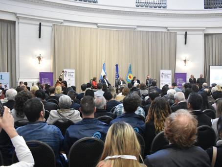 """ENCUENTROS REGIONALES 2018 """"SOCIEDAD CIVIL EN RED PARA CONSOLIDAR LA DEMOCRACIA"""" UN BALANCE PROMISOR"""
