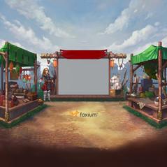 Локация игровая