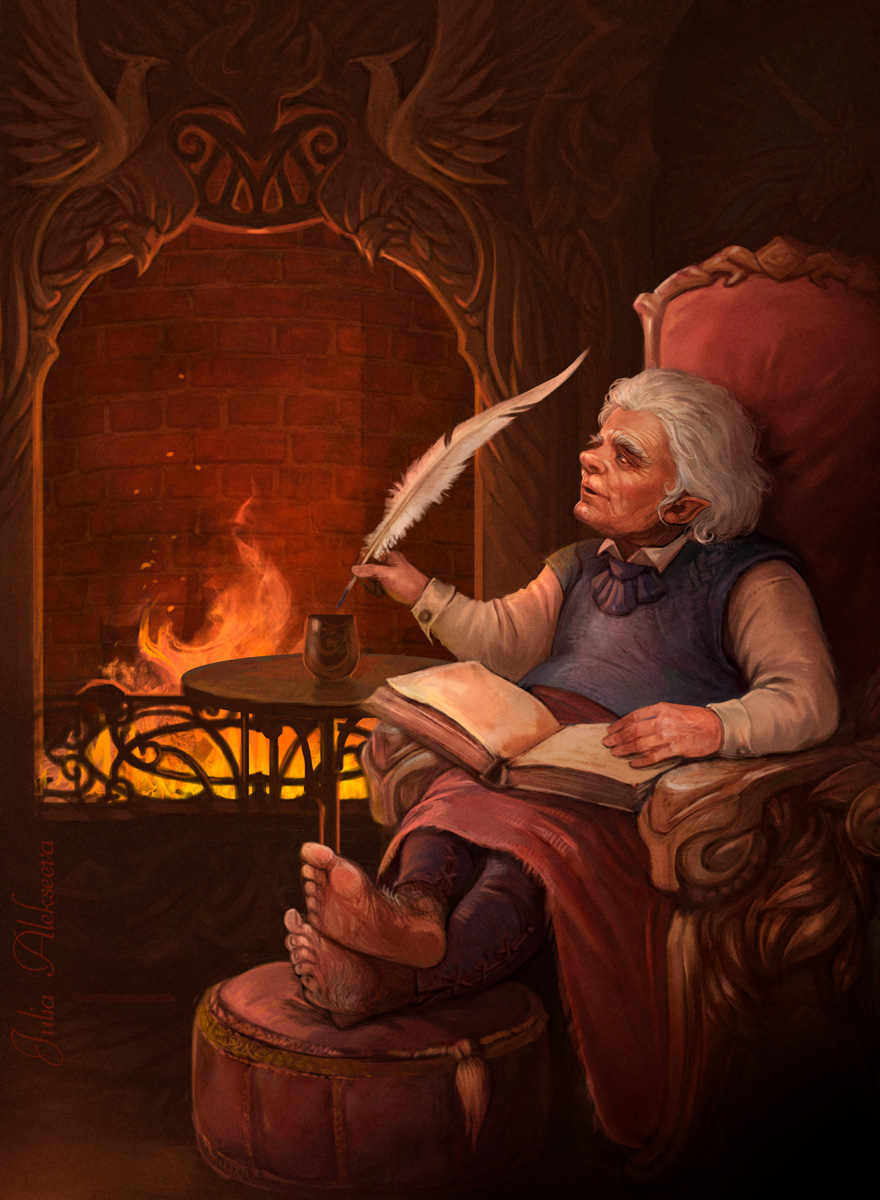 Bilbo-in-Rivendell-final