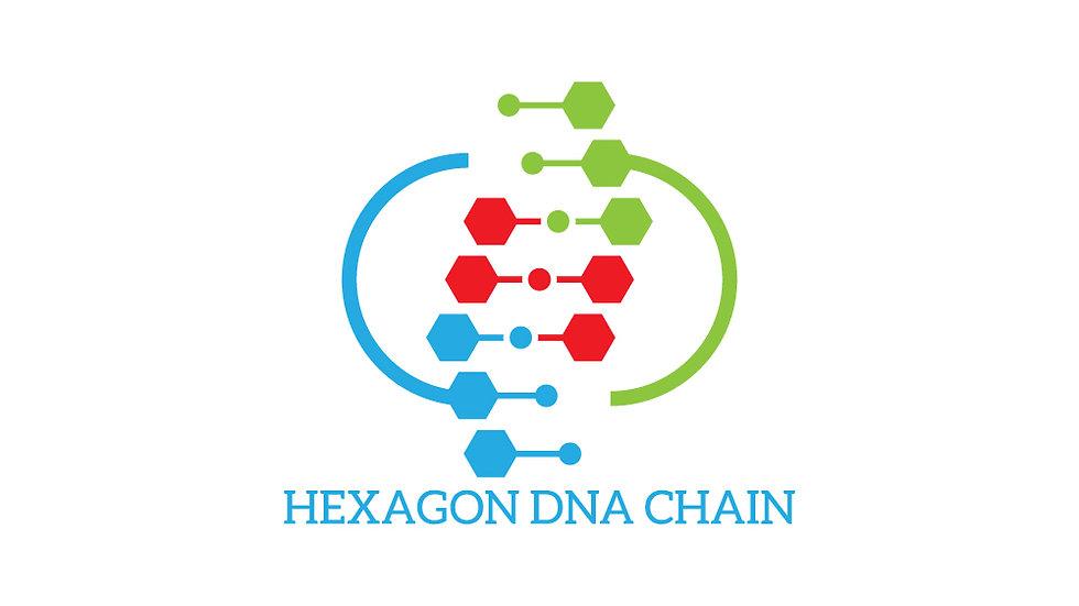 Hexagon DNA Chain